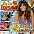 Télé-Loisirs - édition du lundi 18 août 2014.