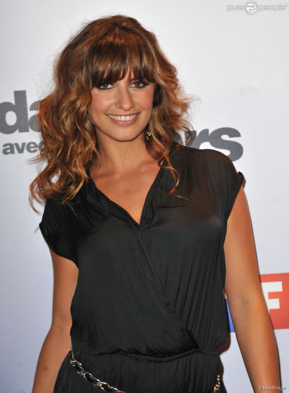 """Laetitia Milot - Casting de la saison 4 de """"Danse avec les stars"""" à Paris le 10 septembre 2013."""