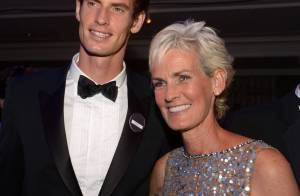 Andy Murray : A 54 ans, sa maman Judy passe du tennis... à la danse
