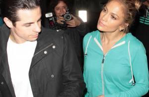Jennifer Lopez et Casper Smart : Sortie surprise, deux mois après la rupture