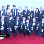 Emmy 2014 - Le palmarès : Breaking Bad et Modern Family (encore) sacrés !
