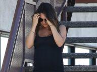 Mila Kunis enceinte : Gros baby-bump et dernière ligne droite avant Bébé !
