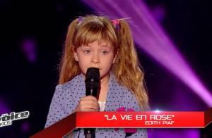 The Voice Kids - Gloria, sa maman inquiète : ''Ça doit rester sain pour elle...''