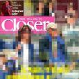 Magazine Closer du 29 août 2014.