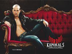 PHOTOS : Frédéric Michalak, un 'Kaporal' de charme...