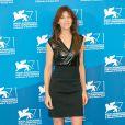 """Charlotte Gainsbourg - Photocall du film """"Nymphomaniac"""" version longue lors du 71e festival international du film de Venise, la Mostra, le 1er septembre 2014"""
