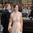 Pippa Middleton arrivant à la soirée des GQ Men of the Year Awards à l'Opéra de Londres le 2 septembre 2014