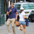 Exclusif - Pippa Middleton et Nico Jackson à Londres le 9 août 2014