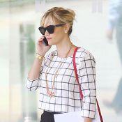 Reese Witherspoon, Eva Mendes... : Frange et chignon, le duo sexy de la rentrée