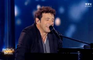 Patrick Bruel en concert à Lille : Son émouvant message...