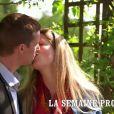 """Aurélien et Emeline - Premier épisode du bilan de """"L'amour est dans le pré 2014"""" sur M6. Lundi 8 septembre 2014."""