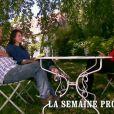 """Thierry et Aurélie - Premier épisode du bilan de """"L'amour est dans le pré 2014"""" sur M6. Lundi 8 septembre 2014."""