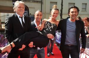 Incroyable Talent 2014 : Une candidate prend feu pendant les castings