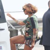 Beyoncé, Jay Z et Blue Ivy : Fin des vacances, les Carter débarquent à Paris