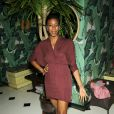 "Condola Rashad lors de l'after-party de ""The Disappearance of Eleanor Rigby"" à New York, le 10 septembre 2014."