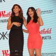 Kim Kardashian assiste au lancement de la nouvelle collection de Kardashian Kollection au centre commercial Westfield Parramatta. Sydney, le 13 septembre 2014.