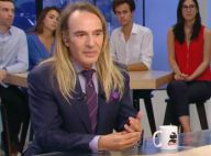 John Galliano, sobre et les larmes aux yeux : Interview confession, 3 ans après