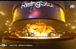 Rising Star : Lancement ambitieux en direct... mais un poil bling-bling ?