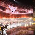 EXCLUSIF - Rising Star 2014. Ambiance lors du Kick Off de l émission Rising Star à la cité du Cinema qui sera diffusé sur M6 à partir du Jeudi 25 septembre, Saint Denis, France le 15 septembre 2014.