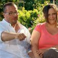 Christophe et Christelle  dans L'amour est dans le pré 2014 - le bilan -, le lundi 15 septembre 2014 sur M6