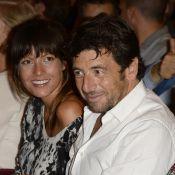 Patrick Bruel et Caroline, Nagui et Mélanie : Couples stars à 'Un dîner d'adieu'
