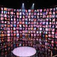 EXCLUSIF - Rising Star 2014 : le plateau lors du lancement de l'émission Rising Star à la Cité du Cinema à Paris, le 15 septembre 2014.