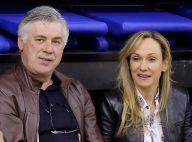 Carlo Ancelotti: Après le mariage, sa jolie Mariann évoque leur 'coup de foudre'