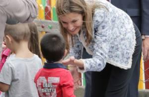 Letizia et Felipe VI d'Espagne : Chouchous des enfants pour une seconde rentrée
