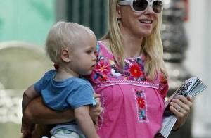 PHOTOS : Naomi Watts bien enceinte, une ballade new-yorkaise avec son fils de 13 mois !