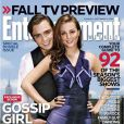 Gossip Girl pour Entertainement Weekly