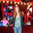 """Zazie lors de la générale du spectacle """"Mistinguett, reine des années folles"""" au Casino de Paris, le 25 septembre 2014"""
