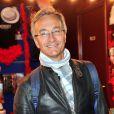 """Laurent Petitguillaume lors de la générale du spectacle """"Mistinguett, reine des années folles"""" au Casino de Paris, le 25 septembre 2014"""