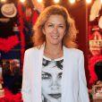 """Corinne Touzet lors de la générale du spectacle """"Mistinguett, reine des années folles"""" au Casino de Paris, le 25 septembre 2014"""
