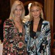 Gigi Hadid - 25e anniversaire et remise du prix de l'Andam 2014 à l'hôtel Potocki, au sein de la Chambre de Commerce et d'Industrie de Paris, le 26 septembre 2014.