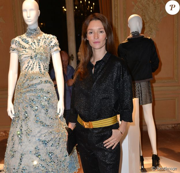 Audrey Marnay - 25e anniversaire et remise du prix de l'Andam 2014 à l'hôtel Potocki, au sein de la Chambre de Commerce et d'Industrie de Paris, le 26 septembre 2014.