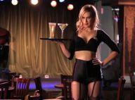 Rumer Willis : Serveuse sexy, la fille de Demi Moore star d'un show caliente !