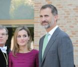 Letizia d'Espagne et Felipe VI : Une rentrée universitaire glamour