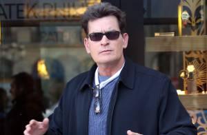 Charlie Sheen, drogué à la cocaïne : Il menace un dentiste avec un couteau !