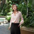Ellen Pompeo en promo pour Grey's Anatomy à Los Angeles, le 2 octobre 2014
