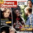 Magazine France Dimanche, en kiosques le 3 octobre 2014.