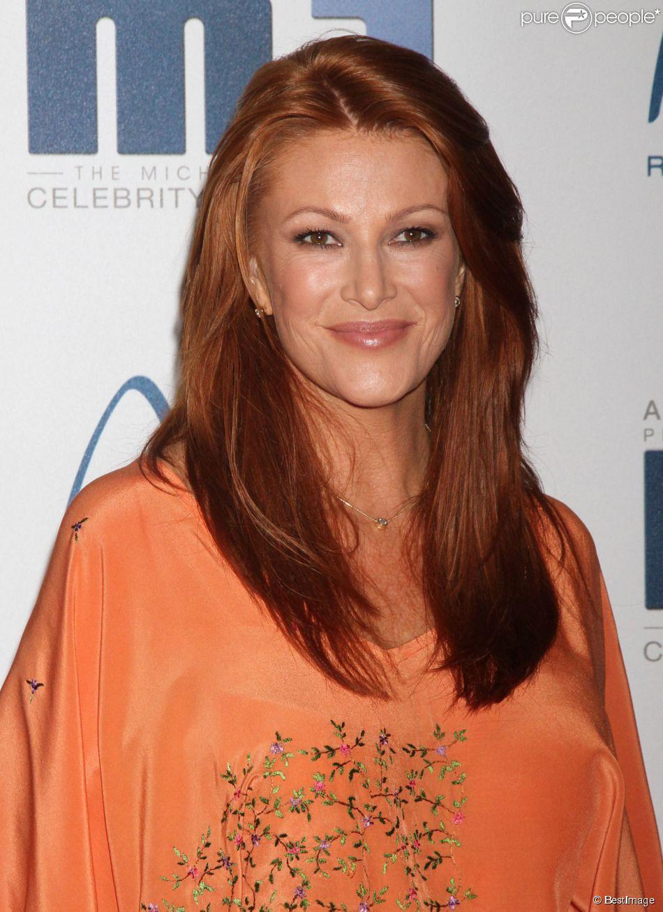 Angie Everhart en 2012