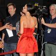Selena Gomez à la première du film Rudderless à Los Angeles, le 7 octobre 2014.