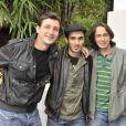 Kash, Mustapha et Florian