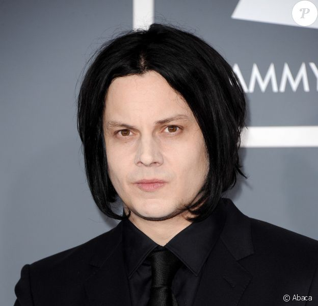 Jack White lors des 55e Annual GRAMMY Awards au Staples Center de Los Angeles, le 10 février 2013