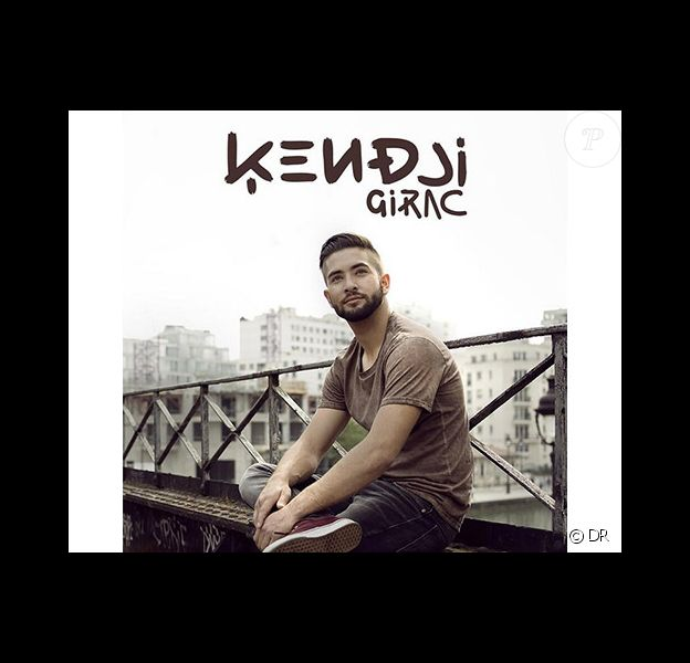 Kendji Girac - pochette du single Color Gitano.