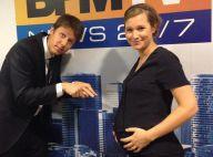 Roselyne Dubois : La jolie journaliste de BFMTV est enceinte