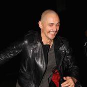James Franco, spectateur agité de Lana Del Rey : Il met un photographe par terre