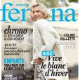 Couverture du magazine Version Femina, en kiosques dès le 20 octobre.