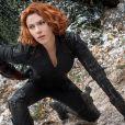 Image du film Avengers - L'ère d'Ultron avec Scarlett Johansson