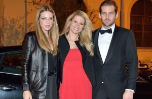 Michelle Hunziker enceinte : Escale à Rome avec son jeune époux et leur fille